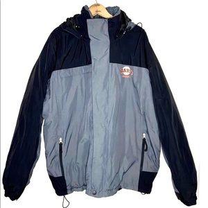 San Francisco Giants Security Weatherproof Jacket